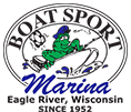 Boat Sport Marina proudly serves Eagle River, WI and our neighbors in Three Lakes, Conover, Sugar Camp, and Woodruff
